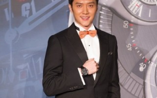 知名演员冯绍峰。(图/万宝龙提供)