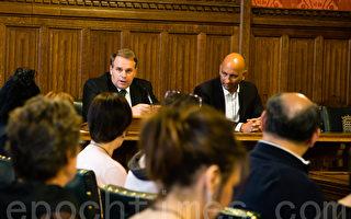英国议会放映《自由中国》 议员促立法反活摘器官