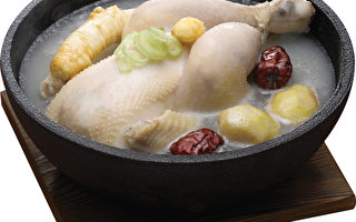 韓國極品參雞湯——「宮庭雄」