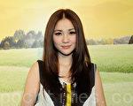 香港女星謝安琪表示很想帶兒子到非洲看動物。(攝影:宋祥龍/大紀元)