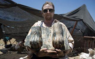 時空交錯? 古埃及人面獅身像以色列出土