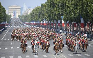 法國總統希望國慶節給法國人帶來微笑