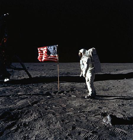 特朗普入主白宮後 NASA將重返月球?