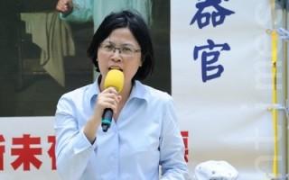 朱婉琪:義舉日增 證明全民反迫害勢頭已起