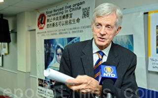 乔高:活摘器官是反人性罪行