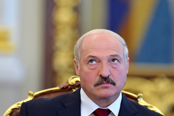 """""""一带一路""""峰会 白俄总统提前退场成谜"""