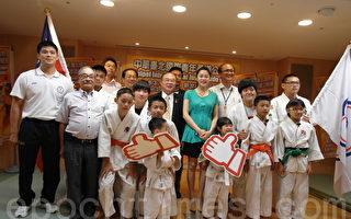 国际青年柔道公开赛 8/3决战新北
