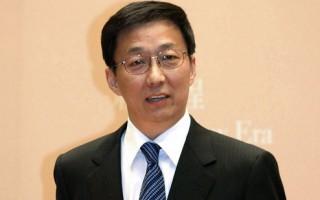 謝天奇:韓正活動異常 仕途或將有變