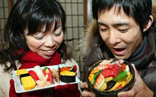 日本3D食品模型逼真 帮了游客大忙