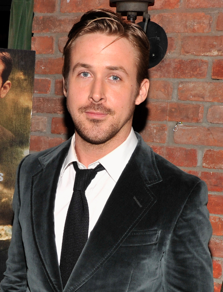 瑞恩•高斯林(Ryan Gosling)有着不羁的公子气质。(Stephen Lovekin/Getty Images)