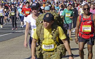 組圖:世界之最悉尼9萬人城市馬拉松 2