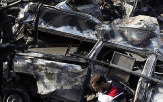 黎巴嫩北部连环剧烈爆炸 至少27死  数百伤