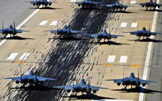 美空袭叙利亚在即 锁定50军事目标
