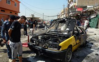 伊拉克首都区连环爆炸至少300多死伤