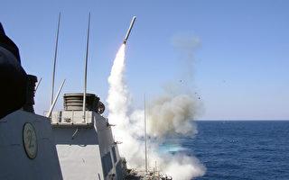 戰斧巡航導彈立功 雷神公司首季銷售增3.4%