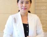 """韩国首尔""""Mano Diamond""""(玛瑙珠宝)公司的代表吴美淑。(全宇/大纪元)"""