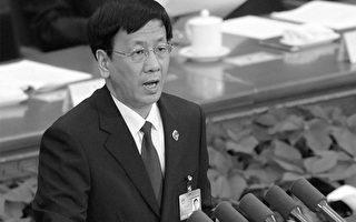 """有""""风流最高检察长""""之称的中共最高检察院检察长曹建明是江派高官。(AFP)"""