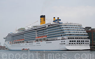 郵輪停泊港口  待在船上的7個理由