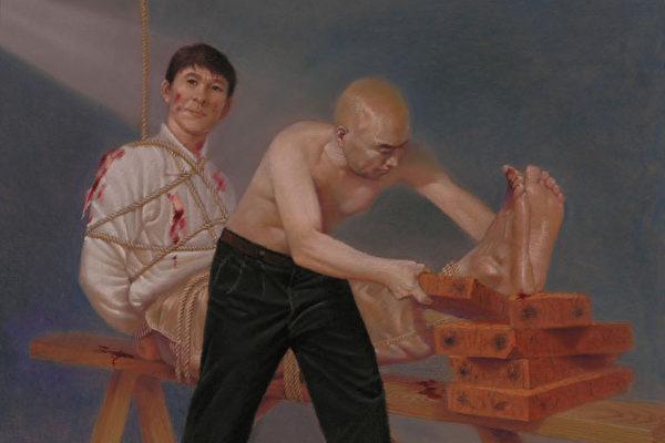 遭八年冤獄迫害 上海杜挺再次遭綁架