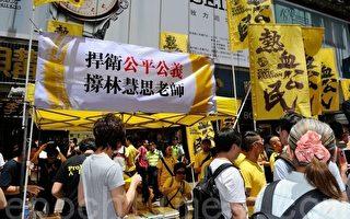 林保华:亲共势力挑动群众斗群众
