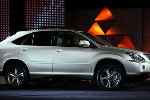 豐田擬於日美歐召回近37萬輛Lexus車系