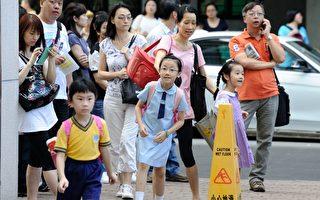 香港小一名校争夺战 炽热空前