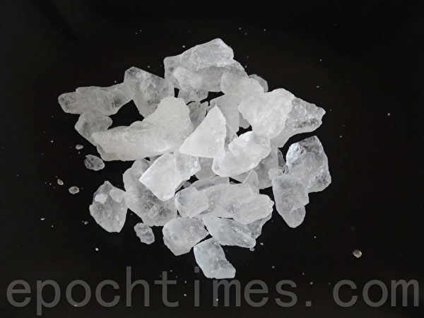 冰糖50g(攝影:林秀霞 / 大紀元)