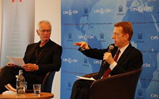 卡內基和平基金會副總裁抨擊中共反人權