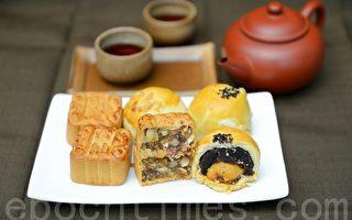 中秋佳节话养生 喝茶吃月饼有秘诀