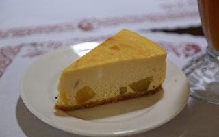 歐風地瓜 義大利麵 起士蛋糕飄香