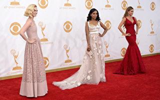 组图:第65届艾美奖颁奖 众星亮相红毯