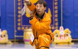 新唐人华人武术大赛冠军唐艺谈武功精髓