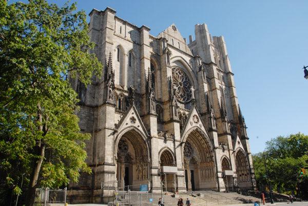 聖約翰大教堂。(圖/李先生提供)