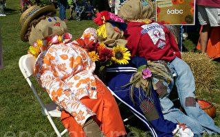 费城年度秋季园艺节吸引上万游客