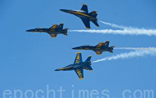 藍天使明年將重返舊金山艦隊週
