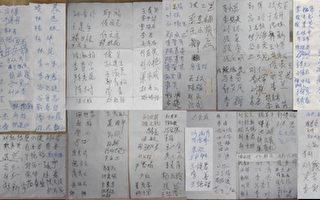 河北勞教所關押最後一人 五千民眾營救法輪功學員