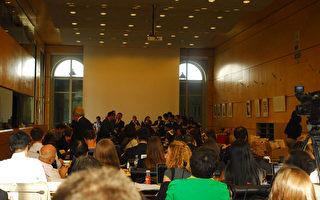 中共黑手伸向孩子 聯合國大會上被數百次問