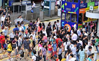 香港本地客主导新楼盘 大陆客购买欲下减