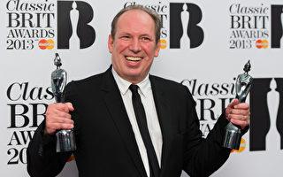 德国电影音乐作曲家汉斯•季默获得年度作曲家和音乐杰出贡献奖两项大奖。(Ian Gavan/Getty Images)