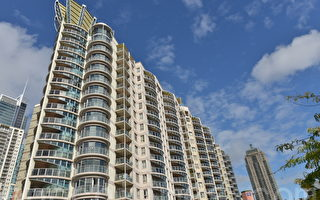 悉尼公寓建设放缓 获批量降四成