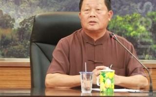 争议不断的刘政鸿 在敏感时刻,他的行动总是被放大检视。(许享富 /大纪元)