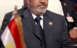 埃及前總統穆爾西11月受審 穆兄會被解散