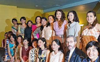 慶祝亞裔:伸展台上的癌症步行