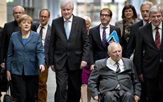 德总理将与社民党3谈组阁