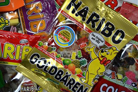 哈利波小熊軟糖不僅在德國家喻戶曉,也是世界聞名品牌。其創始人之一「哈利波先生」15日去世,享年90歲。(PATRIK STOLLARZ/AFP/Getty Images)