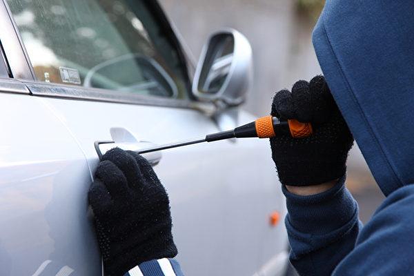 偷車先偷鑰匙 先進防盜技術防不勝防