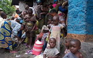 剛果糧荒  孩童嗷嗷待哺