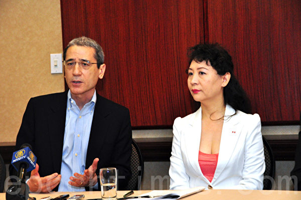 加拿大國際會議關注中國民主 中共害怕
