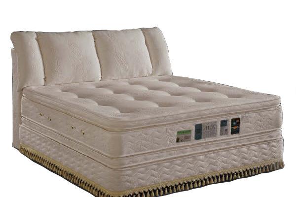 符合人體工學的床墊 帶來健康睡眠
