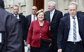 默克尔定组阁伙伴 德最大两党欲再联合执政